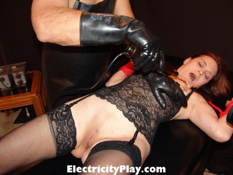 Bdsm electricity play